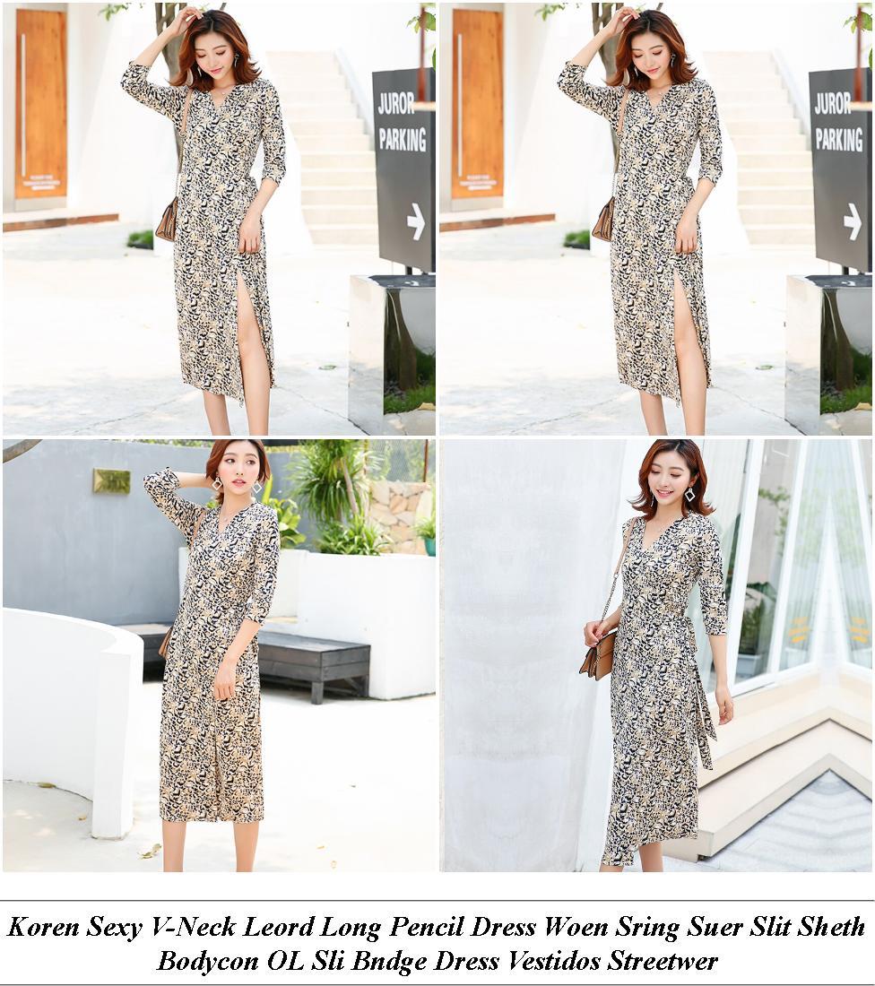 Semi Formal Dresses - Shop Sale - Sequin Dress - Cheap Ladies Clothes