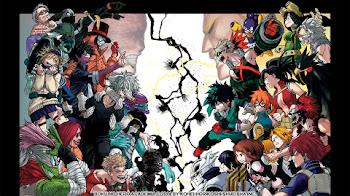 Boku no Hero Academia [22/??] [Manga] [PDF] (MEGA)