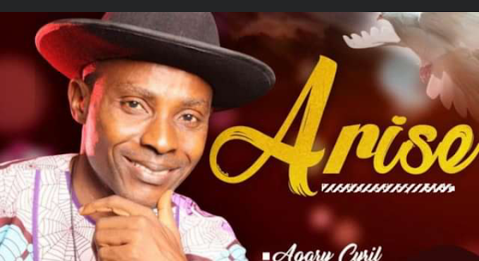 DOWNLOAD MP3: Agary Cyril- Arise