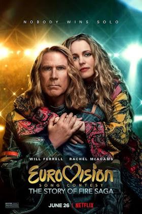 Eurovision Şarkı Yarışması: Fire Saga'nın Hikâyesi