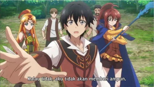 Isekai Cheat Magician Episode 4 Subtitle Indonesia