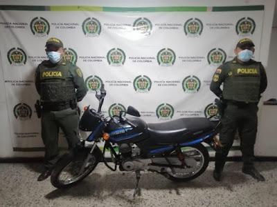 hoyennoticia.com, Robó moto en Valledupar y lo cogieron en San Juan - Guajira