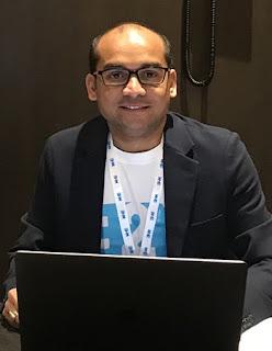 Ông Manish Dudharejia - Chủ tịch, Sáng lập E2M Solutions.