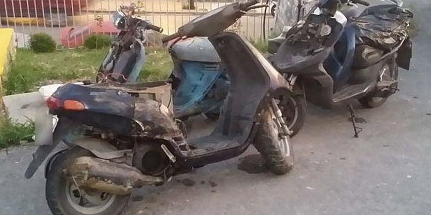 Τέσσερις συλλήψεις ανηλίκων στη Λάρισα για κλοπή μοτοποδηλάτων