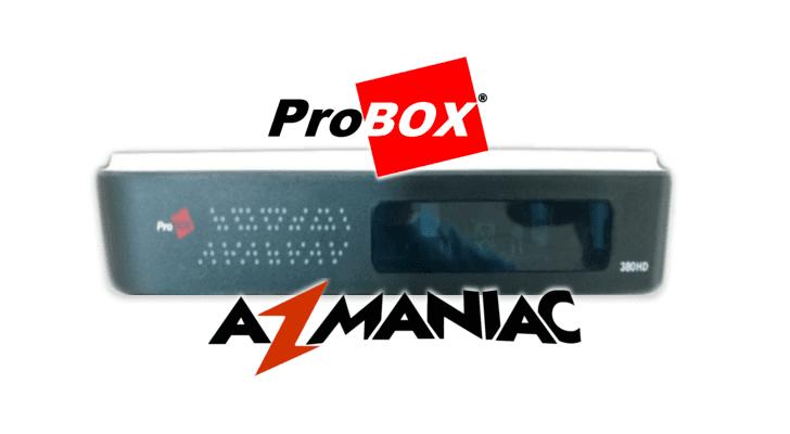 Probox 380 ACM