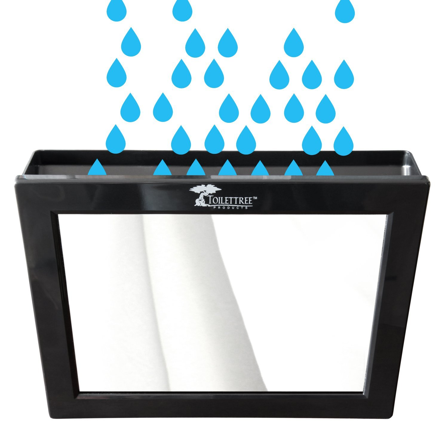 Fogless Shower Mirror with Squeegee   Another Men's ...