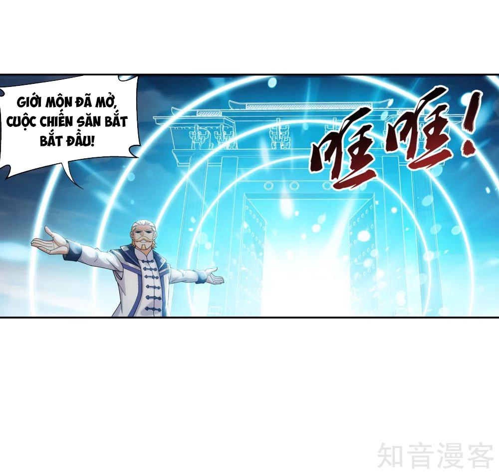 Đại chúa tể chap 142 - Trang 35
