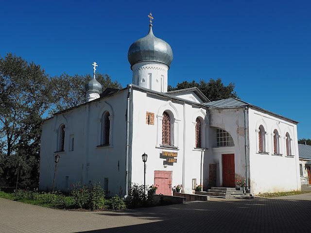 Великий Новгород, Покровский собор (Veliky Novgorod, Pokrovsky Cathedral)