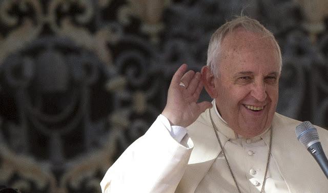 Delegación de Aurora se reunirá con el Papa Francisco