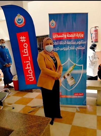 تطعيم 8417  مواطن خلال عيد الأضحي المبارك بمراكز التطعيم بمحافظة سوهاج