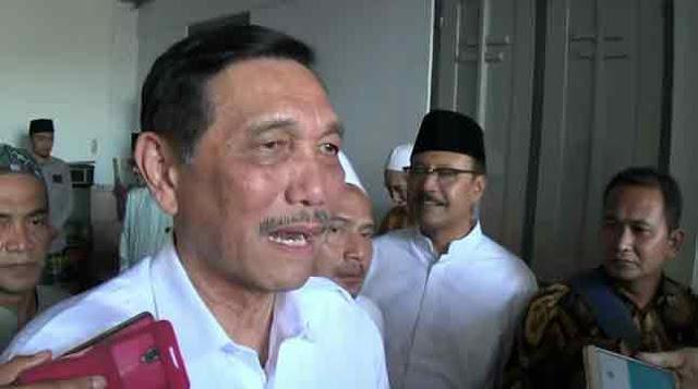 Luhut Tidak Lagi Menonjol di Lingkaran Jokowi