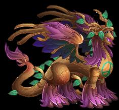 imagen del dragon bohemio de dragon city