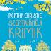 Agatha Christie: Szentivánéji krimik