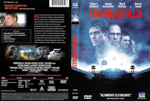 Capa DVD A Última Fortaleza