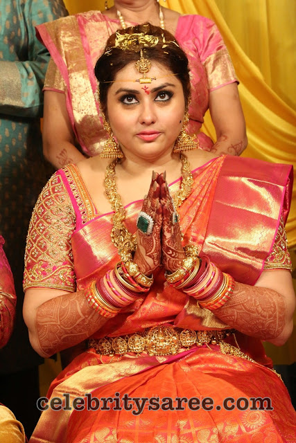 Actress Namitha Veera Wedding6