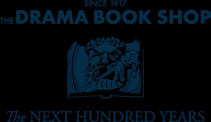 the logo of the Drama Book Shop