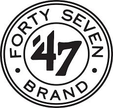 47 Brand - Forty Seven Brand logo