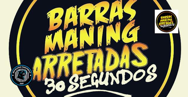 Barras Maning Arretadas | Projeto que interliga mc's em 30 segundos de rimas