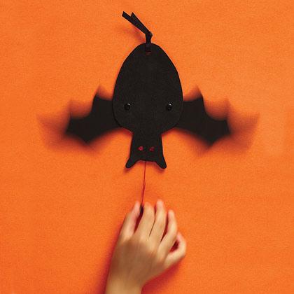 Craft: Flapping Bat
