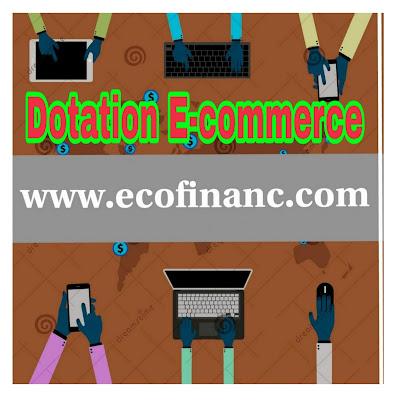 Comment activer la dotation E-commerce par CIH Mobile pour activer  PayPal et acheter des produits sur Internet