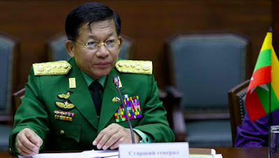 Myanmar Army declares state of emergency and takes control