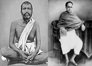 Ramakrishna met with Vidyasagar