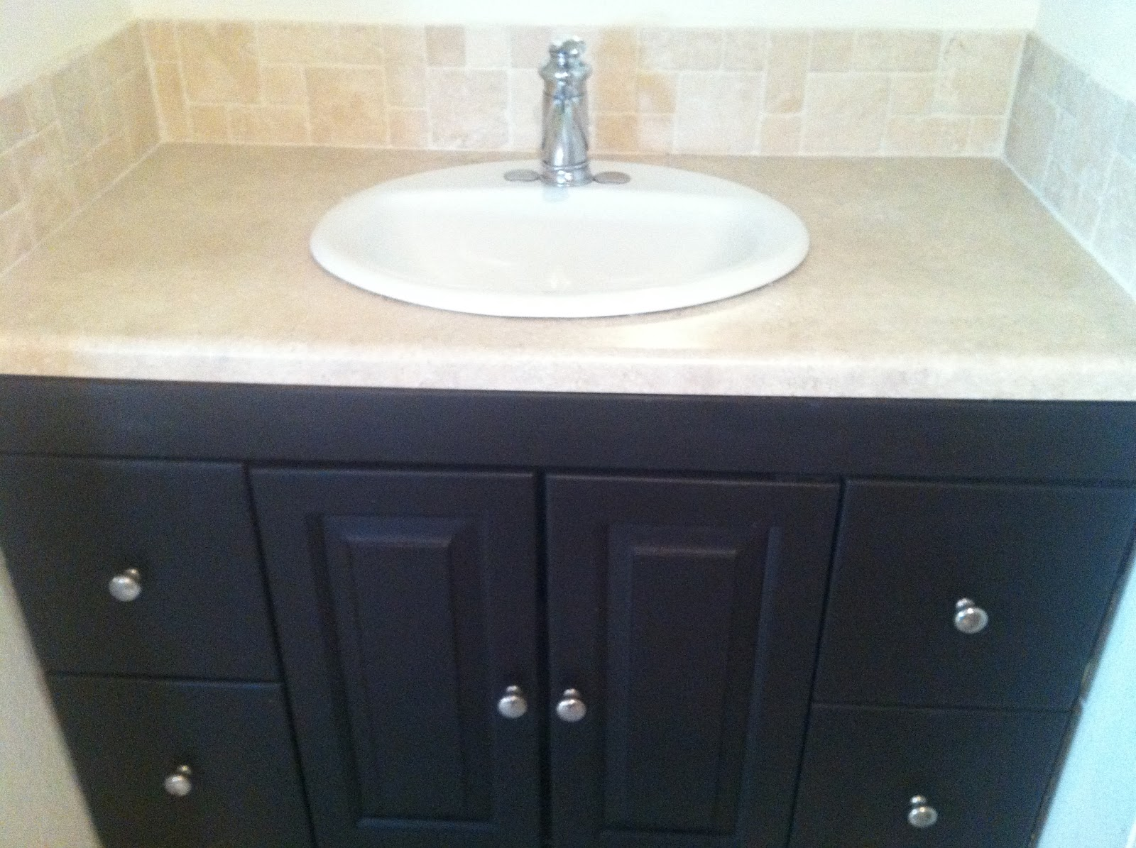 Fresh Redesign Bathroom Vanity Re Design For Under 60