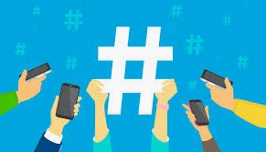 Hashtags help to quest for new employment