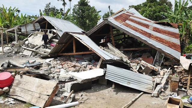 Dibalik Musibah Gempa Bumi, Ini Amalan yang Harus Segera Anda Lakukan