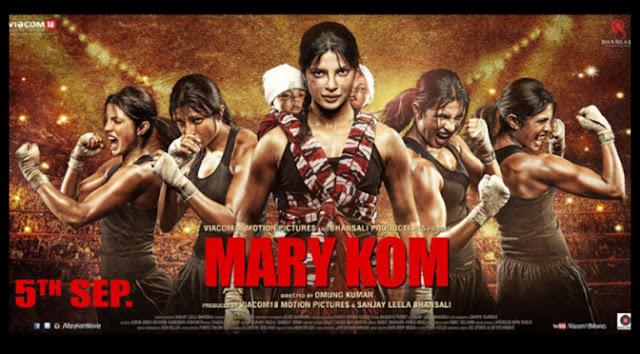 Mary Kom (2014) - Priyanka Chopra