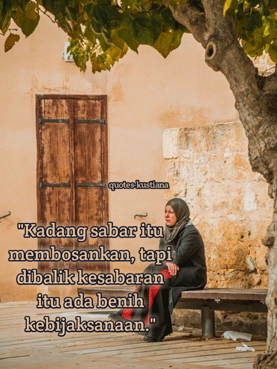 20 Caption Ig Status Wa Kata Kata Mutiara Islami Tentang Sabar dan Ikhlas