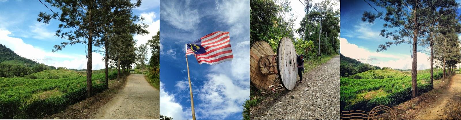 Deep In My Heart Kota Kinabalu Kundasang Ranau Dua