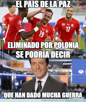 memes octavos final eurocopa 2016
