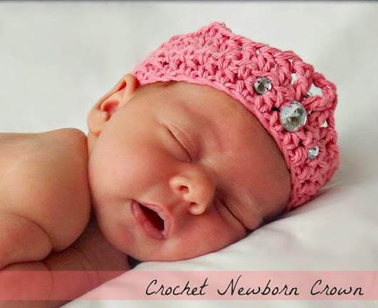 Baby Photo Props - FREE Crochet Patterns