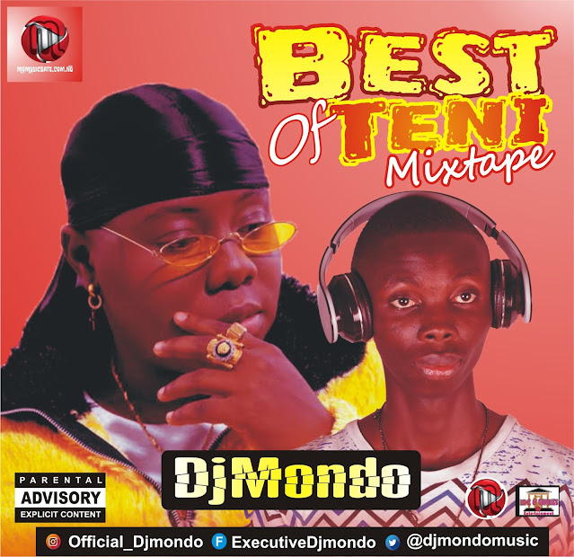Djmondo - Best of Teni