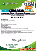 Karir Surabaya di PT. Java Karlos Indonesia Juni 2020