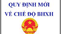 Thông tư 23/2020 điều chỉnh mức lương và thu nhập tháng đã đóng BHXH năm 2021
