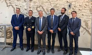 Navi da crociera nel porto della Spezia: ridurre impatto emissioni