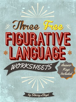 http://www.teacherspayteachers.com/Product/3-FREE-Figurative-Language-Worksheets-1189590