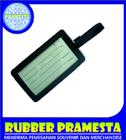 CUSTOM LUGGGAGE TAGS NAME DAN ADDRESS | PRODUKSI LUGGAGE TAG RUBBER | LUGGAGE TAG RUBBER