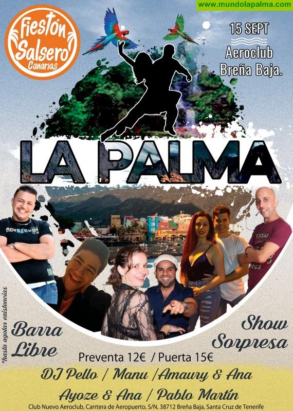 Fiestón Salsero La Palma