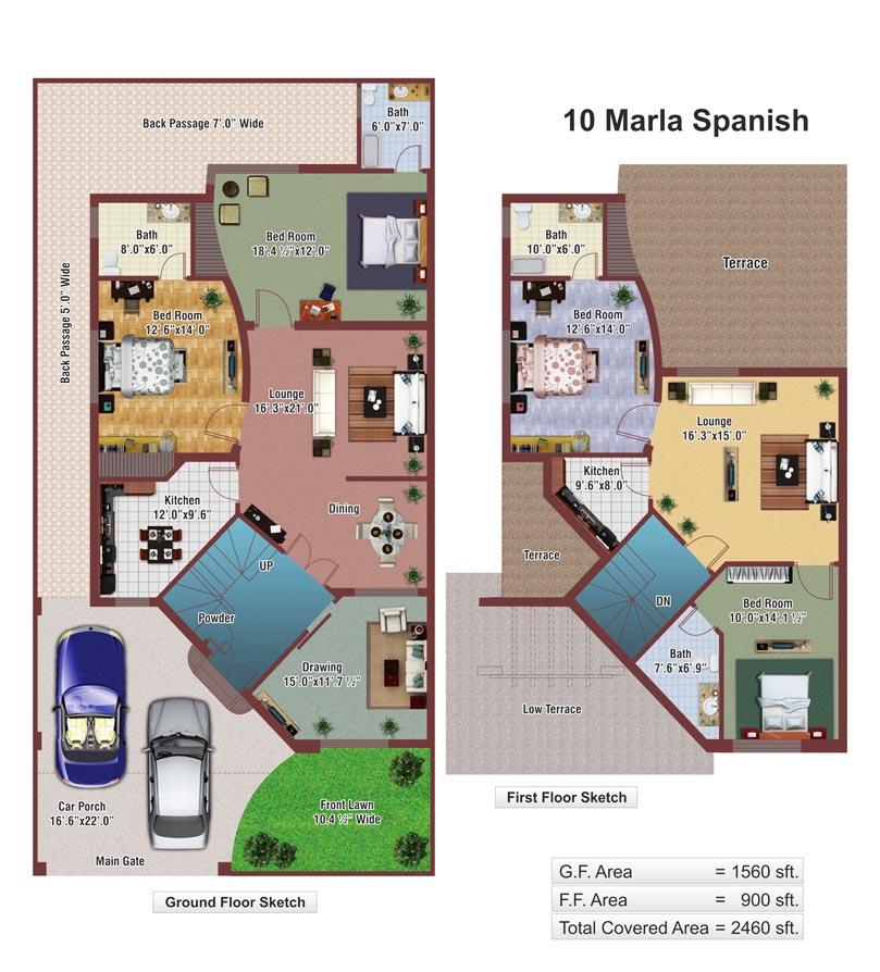 Home Design For 10 Marla: Joy Studio Design Gallery - Best Design