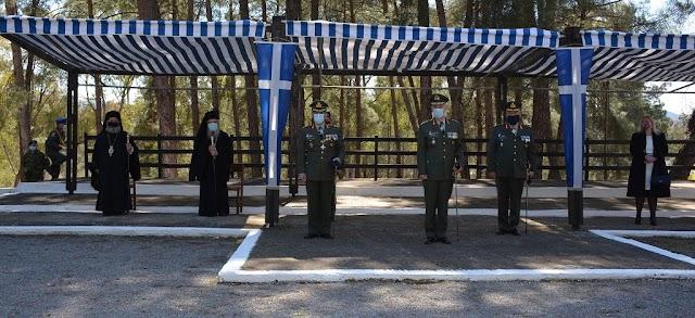 Tελετή παράδοσης-παραλαβής Διοίκησης ΚΕΕΜ-Παρέλαβε ο Ταξίαρχος Κωνσταντίνος Πολίτης (ΦΩΤΟ)