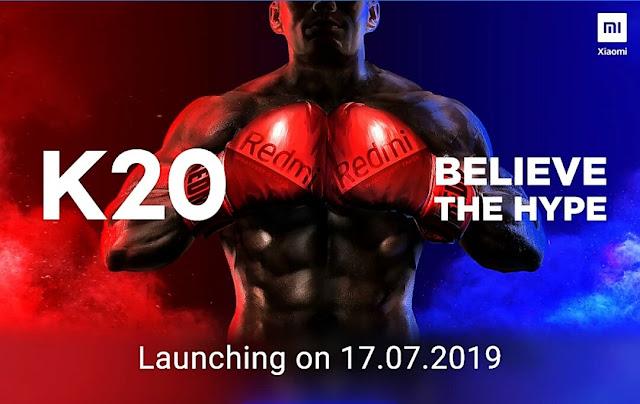 Redmi k20  India Launch
