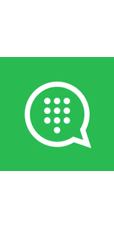 Open chat for WhatsApp - send message without saving number.
