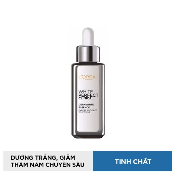 Tinh chất tăng cường dưỡng da trắng mịn & giảm thâm nám L'Oréal Paris White Perfect Clinical 30ml