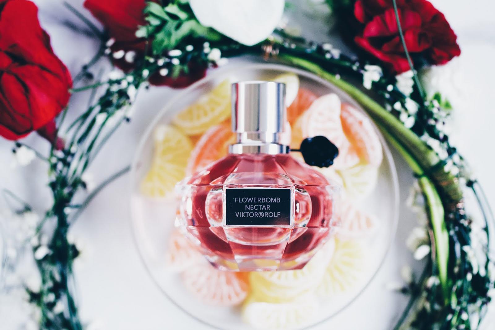 viktor rolf flowerbomb nectar avis test critique parfum