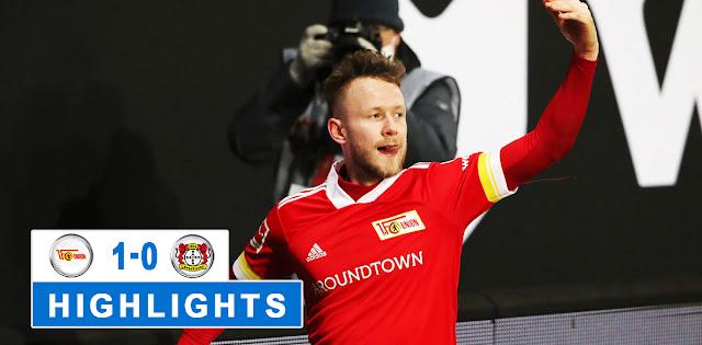 Union Berlin vs Bayer Leverkusen – Highlights