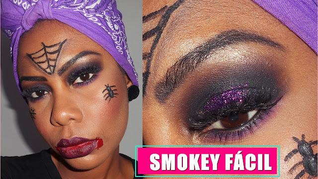 Smokey Fácil  - Halloween Aranha