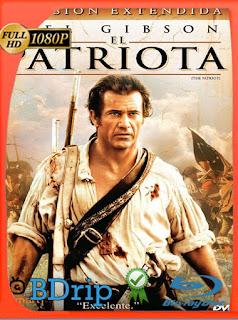 El Patriota (The Patriot) (2000) BDRip [1080p] Latino [GoogleDrive] SilvestreHD